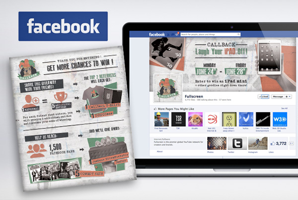 Callback – Facebook App